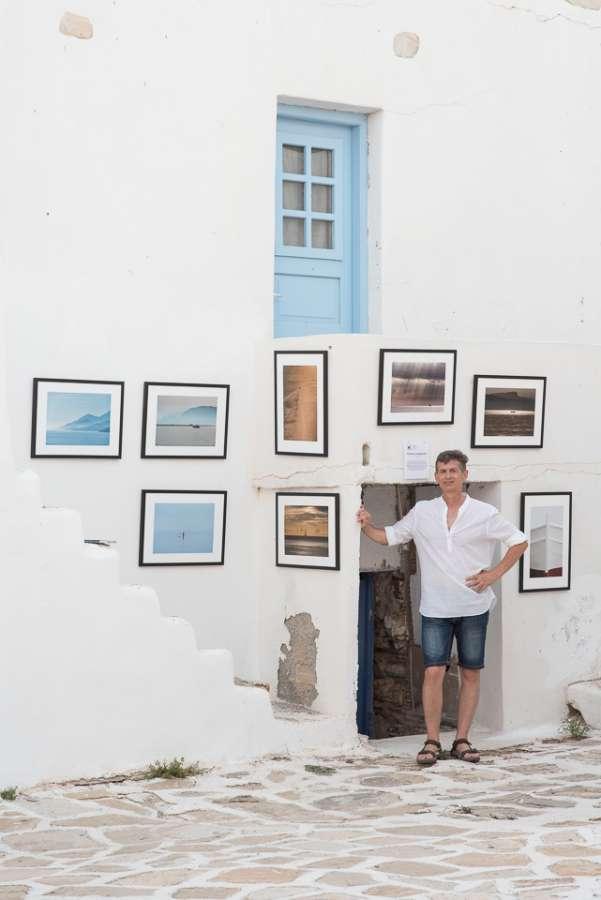 Theodoros Papageorgiou @ Antiparos International Photo Festival